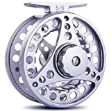 Best  - Sougayilang Fly Fishing Reel with Large Arbor 2+1 Review