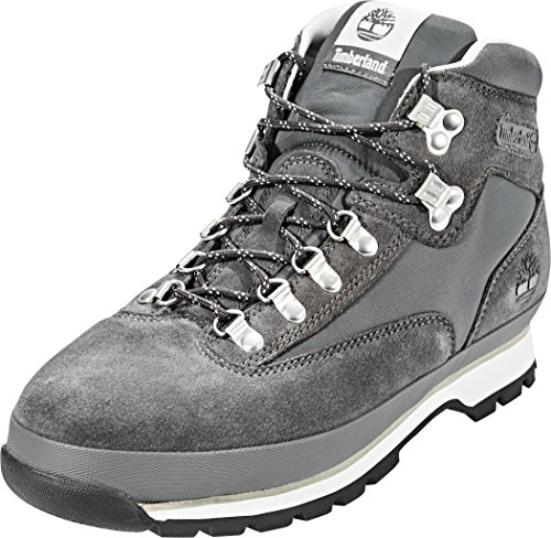 Timberland Euro Hiker Shoes Men Fabric/Leather Grey Schuhgröße US 9,5 | EU 43,5 2017 Schuhe