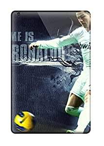 Awesome Design Cristiano Ronaldo Desktop Hard Case Cover For Ipad Mini/mini 2
