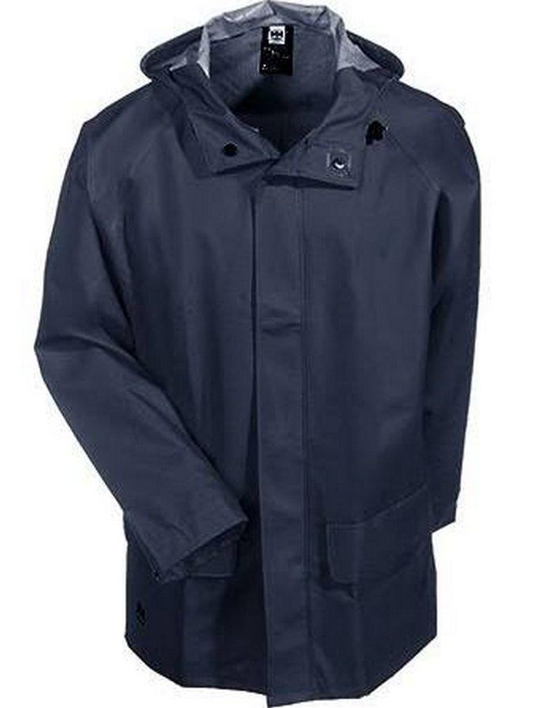 Helly Hansen Workwear Mens Mandal Rain Jacket Helly Hansen Work Wear 70129