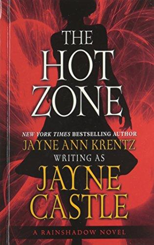 Book Cover Series Zone : The hot zone futuristic world of harmony rainshadow
