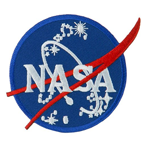 NASA Insignia Logo Embroidered Patch product image