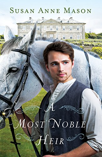 Book Cover: A Most Noble Heir