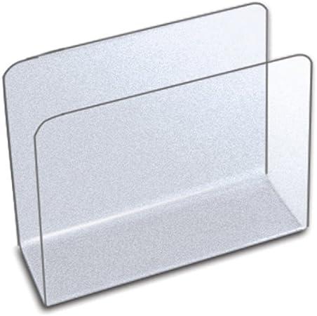 Azar Displays 255080 Small Standing//Sorter File Holder Pack of 4