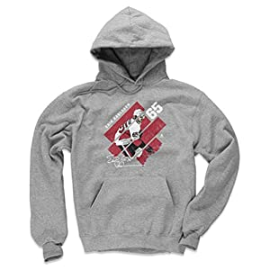 500 LEVEL's Erik Karlsson Hoodie - Ottawa Hockey Fan Gear - Erik Karlsson Stripes