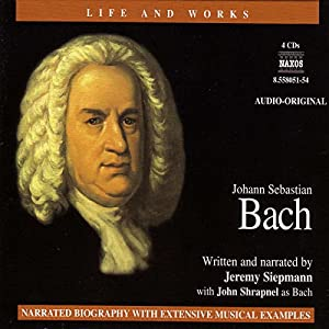 The Life and Works of Bach Hörbuch
