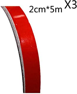 Zhhlinyuan Stable Qualité 3pcs 2cm*5m DIY Fluorescent Reflective Car Sticker Motorcycle Decoration Sticker zhuhaishi xiangzhou linyuan dianzi shanghang LY-xin-448