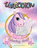 Unicorn Coloring Book: Activity Book for Kids, Awesome Coloring Book for Girls and Boys, A Fun Unicorn Games And Drawing Space For Learning