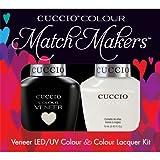 Cuccio Veneer and Colour Matchmaker Nail Polish, Tahitian Villa
