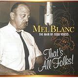 That's All Folks by Blanc, Mel [Music CD]