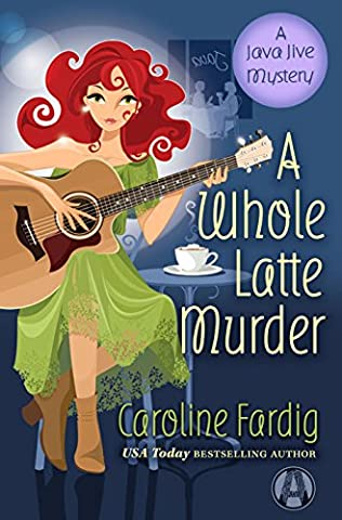 book cover of A Whole Latte Murder