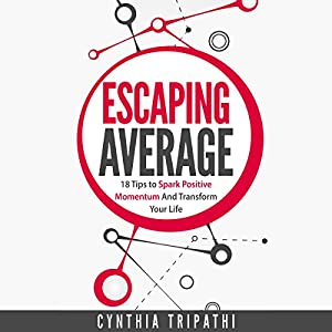 Escaping Average Audiobook