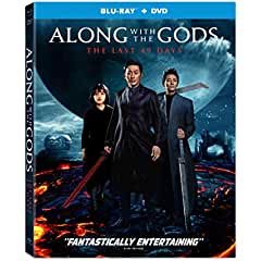 Along With The Gods: The Last 49 Days debuts on Blu-ray, DVD and Digital Dec. 11 from Well Go USA