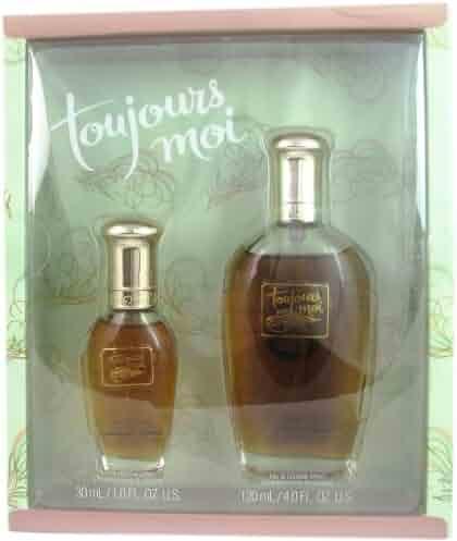 Dana Toujours Moi Fragrance Set for Women (Eau De Cologne Spray 1 Ounce, Eau De Cologne Spray 4 Ounce)
