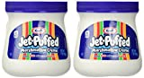 Kraft Jet Puffed Marshmallow Creme Spread, 7oz (Pack of 2)