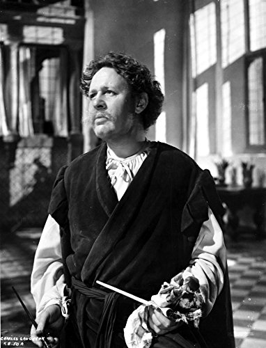 (Charles Laughton as Rembrandt Photo Print (8 x 10))