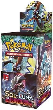 The Pokémon Company Caja de 18 sobres de: Sol y Luna: Albor de ...
