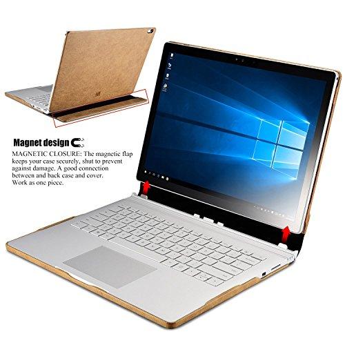 lecxci surface book 13 5 inch laptop sleeve case amazon co uk