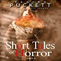 Short Tales of Horror, Part 2 Audiobook by Regina Puckett Narrated by Maren McGuire