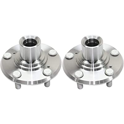 Wheel Hub For 2005-2011 Honda Odyssey EX-L LX Touring Models Front Left and Right FWD Kit: Automotive