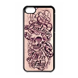 Tattoo CUSTOM Case Cover for iPhone 5C LMc-78857 at LaiMc