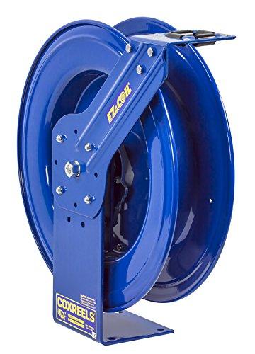 Spring Rewind Reel (Coxreels EZ-SHL-550 Safety Series Spring Rewind Hose Reel for air/water/oil: 3/4