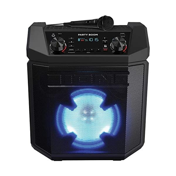 ion audio party boom speaker