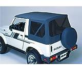 1991 geo tracker soft top - Bestop 51362-15 Black Denim Replace-A-Top Soft Top Clear Windows; No frame hardware included for 1988-1994 Suzuki Sidekick