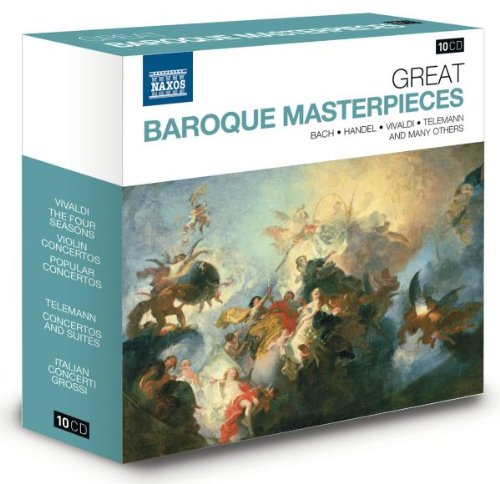 Great Baroque Masterpieces ()