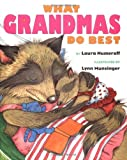 What Grandmas Do Best; What Grandpas Do Best, Laura Joffe Numeroff, 0689805527