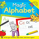 Magic Alphabet, Dorling Kindersley Publishing Staff, 0756629330