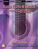 Mel Bay Bossa Nova and Samba for Guitar