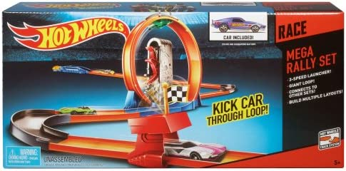 Hot Wheels – Piste Deluxe Rally
