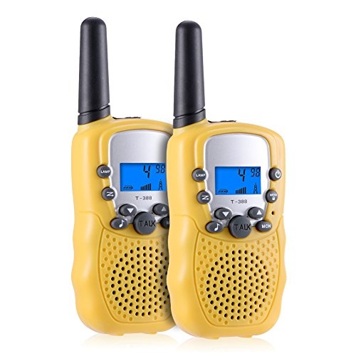 Selieve Kids Walkie Talkies,...