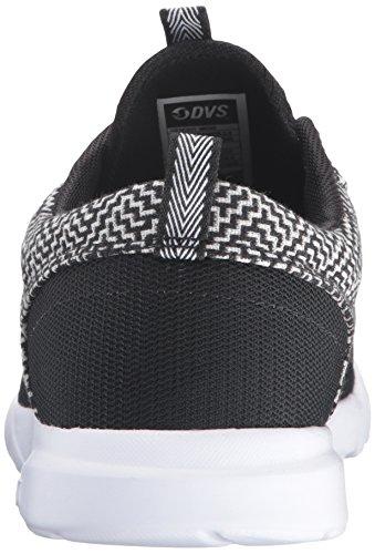 Black Premier Apparel Uomo White DVS Sneaker waIASBax