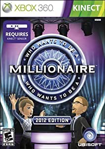 Who Wants to Be a Millionaire? - Kinect Required - Xbox 360 Standard Edition