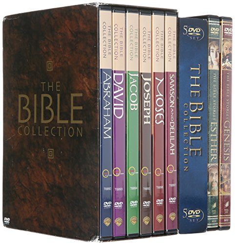 The Bible Collection - 12 DVD Set - TNT by