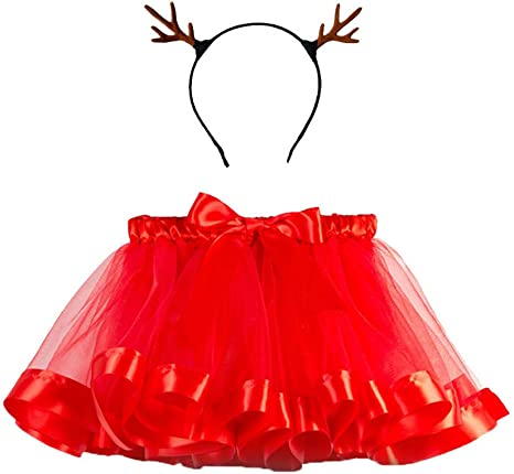 DESIBA Falda de tutú Tul para Disfraz, para niñas, Disfraces de ...