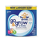 Health & Personal Care : Go & Grow By Similac Milk Based Toddler Drink, Large Size Powder, 24 ounces (Pack of 6)
