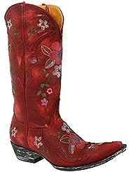 Old Gringo Bonnie women's cowboy boots L649-3 Red