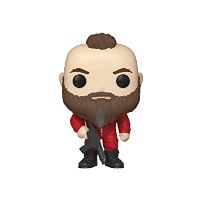 Funko Pop! TV: La Casa De Papel - Oslo, Multicolor: Toys & Games