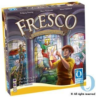 Fresco Expansion 4 5 And 6 by Queen Games: Amazon.es: Juguetes y juegos
