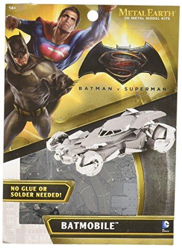 Fascinations Metal Earth Batman v Superman Batmobile 3D Meta