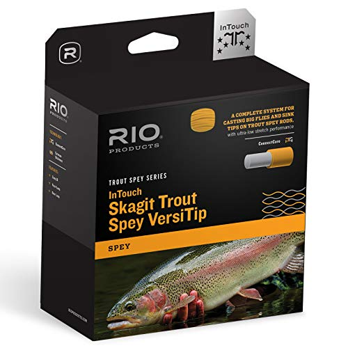 - Rio InTouch Skagit Trout Spey VersiTip (375gr)