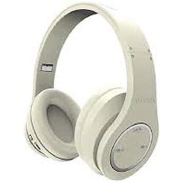 Auricular de diadema Vieta VHP-BT270BK Bluetooth con micrófono: Amazon.es: Electrónica