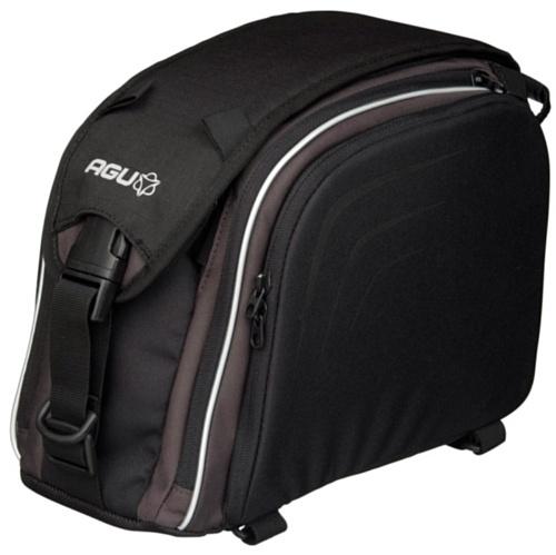 AGU Gepäckträgertasche Mcmurdo 375, schwarz, 414175