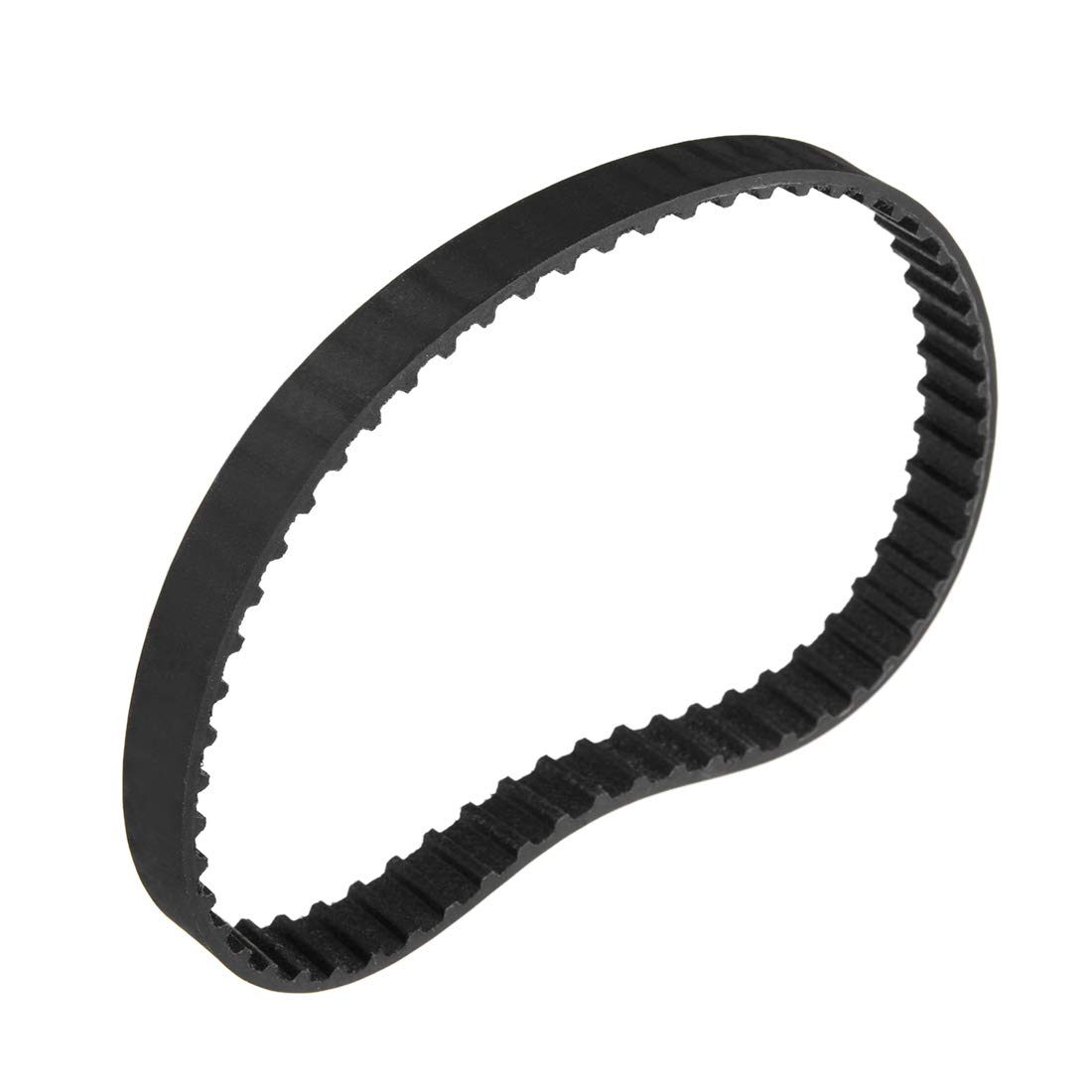 uxcell 60XL Rubber Timing Belt Synchronous Closed Loop Timing Belt Pulleys 10mm Wide