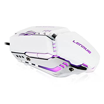 Review Gaming Mouse Wired, 7