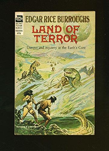 Land of Terror, Burroughs, Edgar Rice