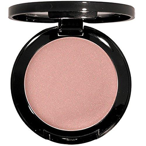 Pixie Cosmetics Sheer Satin Pressed Powder Blush Shimmering Finish (Whisper Mocha) ()
